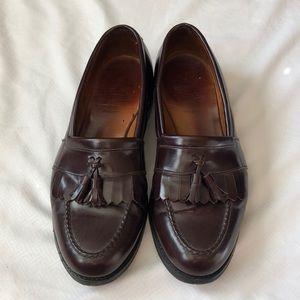 Allen Edmonds Newport Tassle Dress Loafers